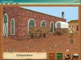 Oregon Trail II Windows Wagons seller