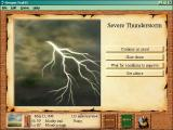 Oregon Trail II Windows Severe thunderstorm
