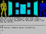 Masters of the Universe: Super Adventure ZX Spectrum Is that mirror special?