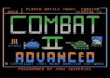 Combat II Advanced Atari 5200 Combat II Advanced title screen