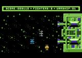 Mirax Force Atari 8-bit The background colour changes every time