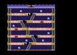 Mr. Do!'s Castle Atari 8-bit Initially loaded screen