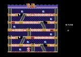 Mr. Do!'s Castle Atari 8-bit Level 2