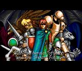 Shining Force CD SEGA CD Intro Movie #2