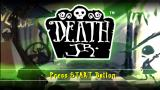 Death Jr. PSP Title screen