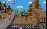 Golden Axe DOS Let's burn these poor enemies!