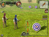 Defender of the Crown: Heroes Live Forever Windows Mini-game: archery contest