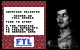 Shockway Rider Commodore 64 The title screen featured an animated digitised person