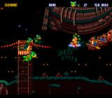 Keio Flying Squadron SEGA CD This game features a multitude of truly bizarre enemies...