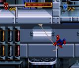 Spider-Man SNES Swinging....yay!