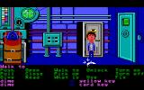 Maniac Mansion DOS The secret lab (Enhanced version, EGA)