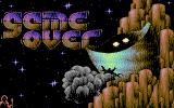 Fly Harder Commodore 64 game over