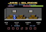 Joe Blade Atari 8-bit And I rescued him.