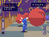 Mega Man Legends Windows Another mini-game: try to destroy the red balloons!