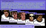 Sentinel Worlds I: Future Magic Commodore 64 Your crew - you can also create your own, of course