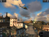 World in Conflict Windows A mission set in a French town.