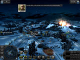World in Conflict Windows Zoomed-out view of the battlefield