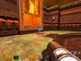 "Quake III: Arena Windows There's the ""Quad Damage"" power-up. Make sure you're the first to pick it up."