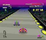F-Zero SNES These purple (and also green) coloured rival cars fill up the positions from 5 to 20.