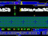 Hunchy ZX Spectrum Level complete