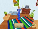 Paws & Claws: Pet Vet Windows Selecting your character.