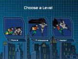 Batman: Justice Unbalanced Windows Choosing the difficulty level.