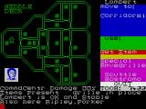 Alien ZX Spectrum Giving the orders.
