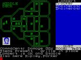 Alien ZX Spectrum Swapping objects between players.