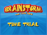 Brainstorm: The Game Show Windows Time trial -- game on!