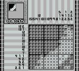 Picross 2 Game Boy This is only one quarter of a puzzle!