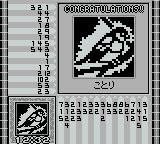 Picross 2 Game Boy Er...it's a...fish?