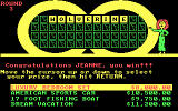 Wheel of Fortune DOS The Bonus Round