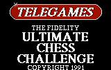 The Fidelity Ultimate Chess Challenge Lynx Loading screen