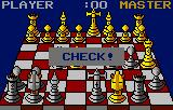 The Fidelity Ultimate Chess Challenge Lynx I am in check