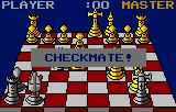 The Fidelity Ultimate Chess Challenge Lynx Checkmate! I lose.