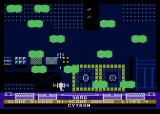 Hawkquest Atari 8-bit Your truly angry blobs