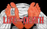 Life & Death Amiga Title screen