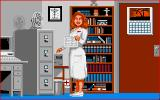 Life & Death Amiga Staff room