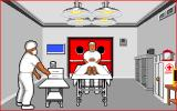 Life & Death Amiga Operation room