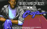 Beverly Hills Cop Commodore 64 Title