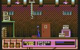 Beverly Hills Cop Commodore 64 Passing the mens toilets