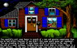 The Twilight Zone Amiga Front of the house
