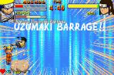 Naruto: Ninja Council Game Boy Advance ...if the opponent is within range he succeeds