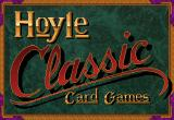 Hoyle Classic Card Games Windows 3.x Title screen.