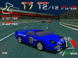Ridge Racer PlayStation Drifting endlessly.