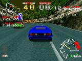 Ridge Racer PlayStation The graphics aren't bad.