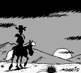 Lucky Luke Game Boy Lucky Luke goes to another adventures...