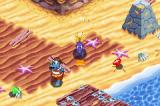 Spyro: Season of Ice Game Boy Advance Go for the enemy or grab the diamonds?
