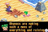 Spyro: Season of Ice Game Boy Advance Talking to characters will help you on your quest to find the fairies