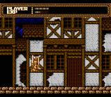 Sword Master NES Level 2 is a cursed village.